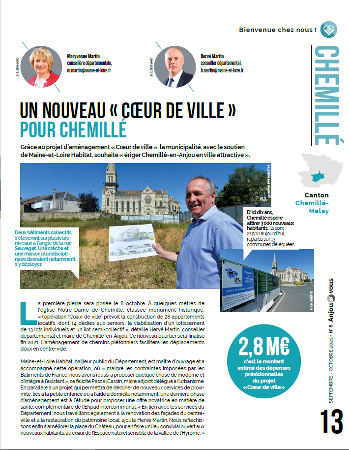Article coeur de ville