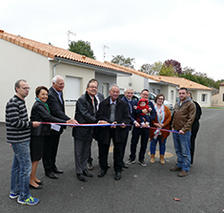 inauguration Chanteloup PT CARRE